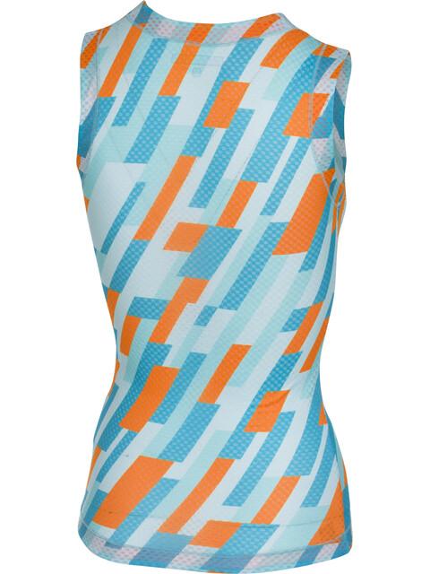 Castelli Pro Mesh Underställ orange/blå